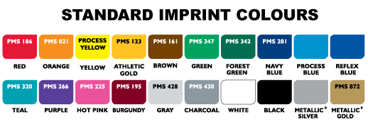 Standard Imprint Colour